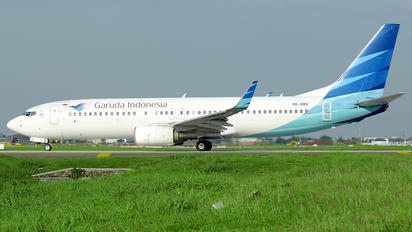 PK-GMX - Garuda Indonesia Boeing 737-800