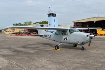 FAH-281 - Honduras - Air Force Cessna 210 Centurion
