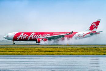 9M-XXS - AirAsia X Airbus A330-300