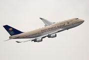 HZ-HM1 - Saudi Arabia - Royal Flight Boeing 747-400 aircraft