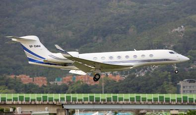 VP-CMM - Private Gulfstream Aerospace G650, G650ER