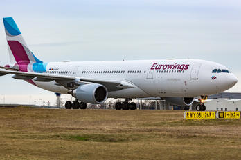 D-AXGF - Eurowings Airbus A330-200