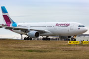 D-AXGF - Eurowings Airbus A330-200 aircraft