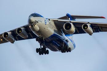 76529 - Gromov Flight Research Institute Ilyushin Il-76 (all models)