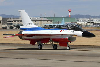 63-8101 - Japan - Air Self Defence Force Mitsubishi F-2 A/B