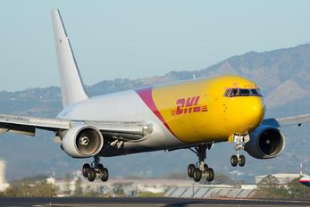 N220CY - DHL Cargo Boeing 767-300F