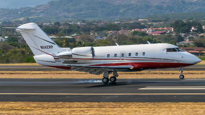 N142RP - Private Canadair CL-600 Challenger 601