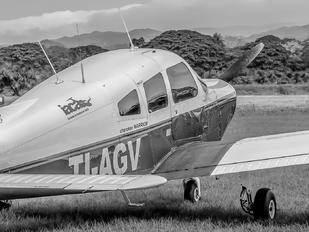 TI-AGV - Private Piper PA-28 Warrior