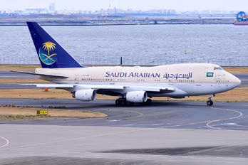 HZ-HM1B - Saudi Arabia - Royal Flight Boeing 747SP