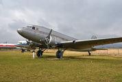 OK-BYQ - Czechoslovak - Air Force Lisunov Li-2 aircraft
