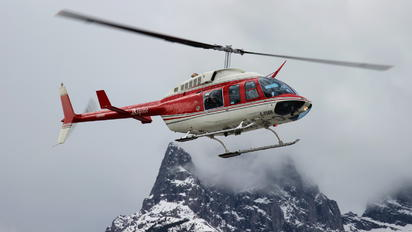 C-FSKR - Alpine Helicopters Canada Bell 206L Longranger
