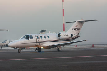 N525LW - Private Cessna 525 CitationJet