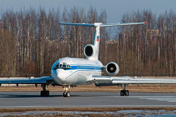 RA-85084 - Russia - Air Force Tupolev Tu-154M