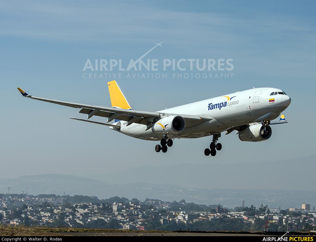Tampa Cargo N331QT aircraft at Guatemala - La Aurora