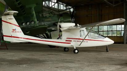 OK-BUQ 01 - Private Iniziative Industriali Italiane Sky Arrow 450 TCE