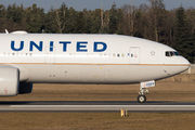 N783UA - United Airlines Boeing 777-200ER aircraft