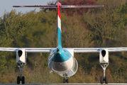 LX-LGF - Luxair de Havilland Canada DHC-8-400Q / Bombardier Q400 aircraft