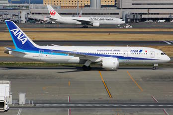 JA834A - ANA - All Nippon Airways Boeing 787-8 Dreamliner
