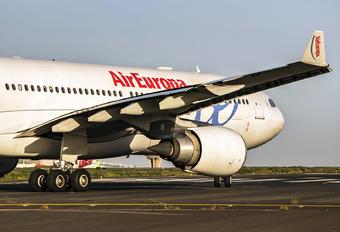 EC-JPF - Air Europa Airbus A330-200