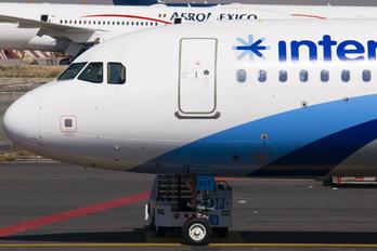 XA-VCT - Interjet Airbus A320