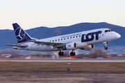 SP-LDG - LOT - Polish Airlines Embraer ERJ-170 (170-100) aircraft