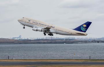 HZ-HM1 - Saudi Arabia - Government Boeing 747-400