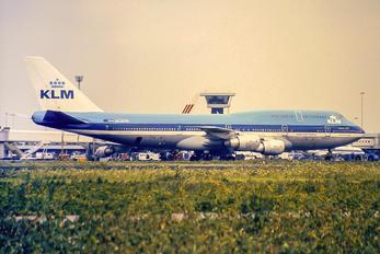 N1309E - KLM Boeing 747-300