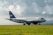 N710UW - US Airways Airbus A319 aircraft