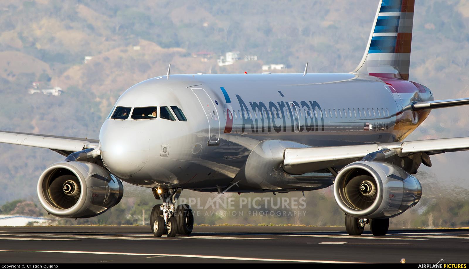 American Airlines N806AW aircraft at San Jose - Juan Santamaría Intl