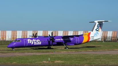 G-PRPK - Flybe de Havilland Canada DHC-8-400Q / Bombardier Q400