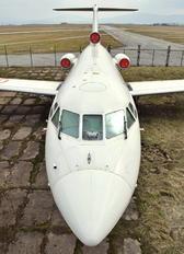 OM-BYE - Slovakia - Government Yakovlev Yak-40