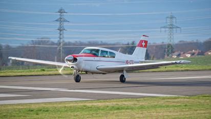 HB-OTS - Private Piper PA-24 Comanche