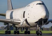 G-MKCA - MK Airlines Boeing 747-200F aircraft