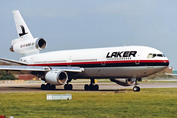 N833LA - Laker Airways McDonnell Douglas DC-10-30