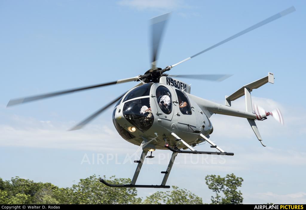 Private N530FM aircraft at Iztapa
