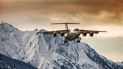 SE-DSS - Braathens British Aerospace BAe 146-300/Avro RJ100