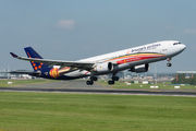 OO-SFO - Brussels Airlines Airbus A330-300 aircraft