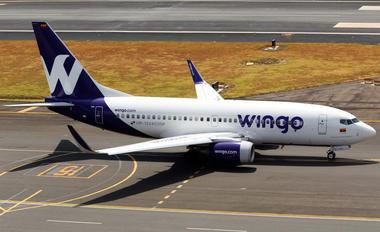 HP-1524CMP - Wingo Boeing 737-700