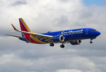 N8705Q - Southwest Airlines Boeing 737-8 MAX