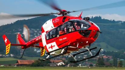 HB-ZRF - REGA Swiss Air Ambulance  Eurocopter EC145