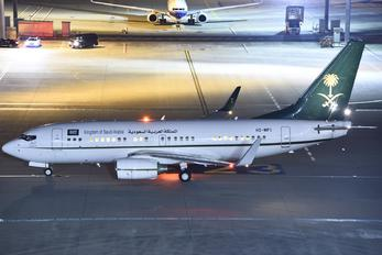 HZ-MF1 - Saudi Arabia - Government Boeing 737-700 BBJ