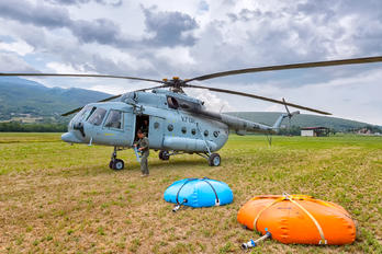 206 - Croatia - Air Force Mil Mi-8MTV-1