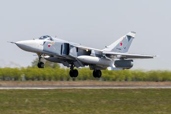 RF-95064 - Russia - Air Force Sukhoi Su-24M