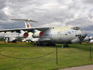 CCCP-86047 - Aeroflot Ilyushin Il-76 (all models)