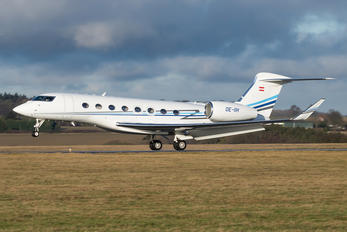 OE-IIH - MJet Aviation Gulfstream Aerospace G650, G650ER