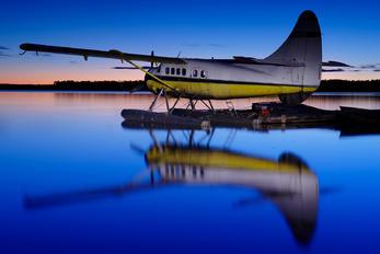 C-FCZO - Osnaburgh Airways de Havilland Canada DHC-3 Otter
