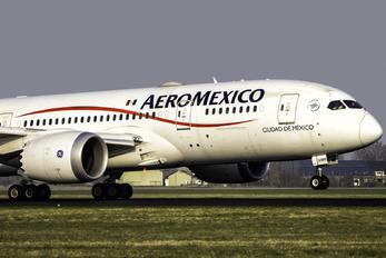 XA-AMR - Aeromexico Boeing 787-8 Dreamliner