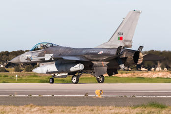 15104 - Portugal - Air Force General Dynamics F-16A Fighting Falcon