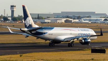 XA-ALR - Aeromexico Connect Embraer ERJ-190 (190-100)