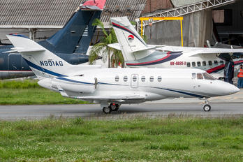 N901AG - Private Hawker Beechcraft 900XP